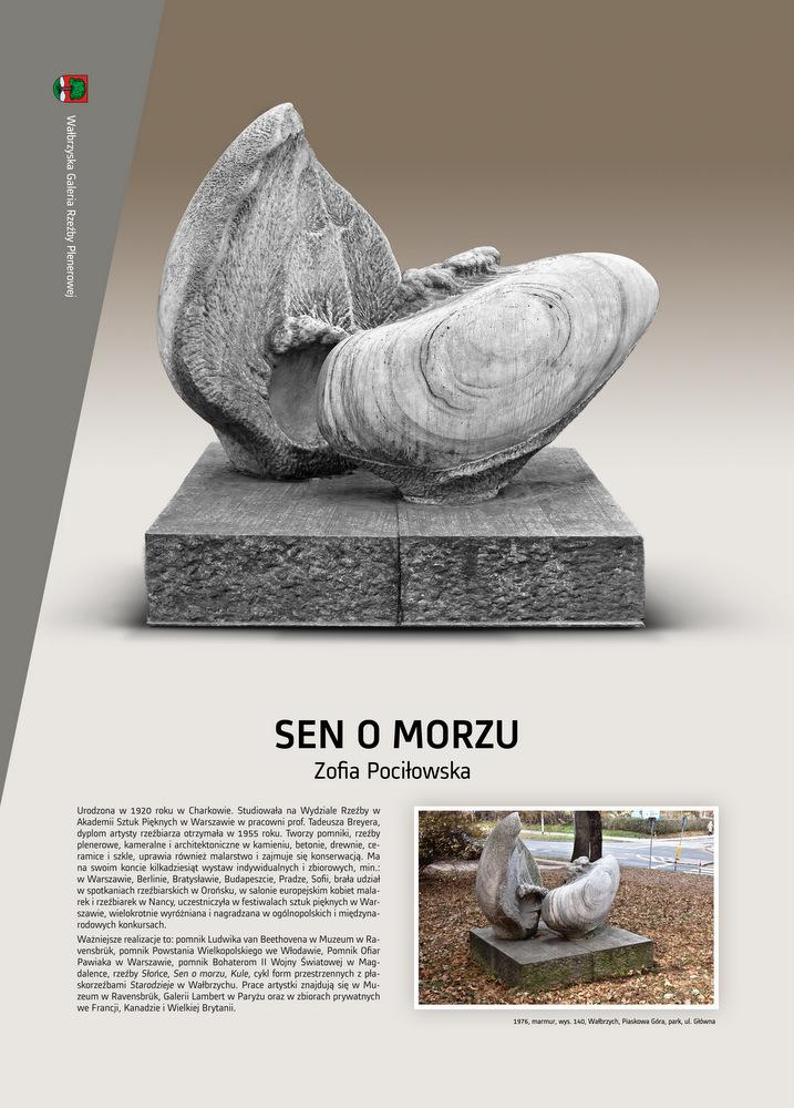 Finał realizacji projektu prezentującego Wałbrzyską Kolekcję Rzeźb Plenerowych