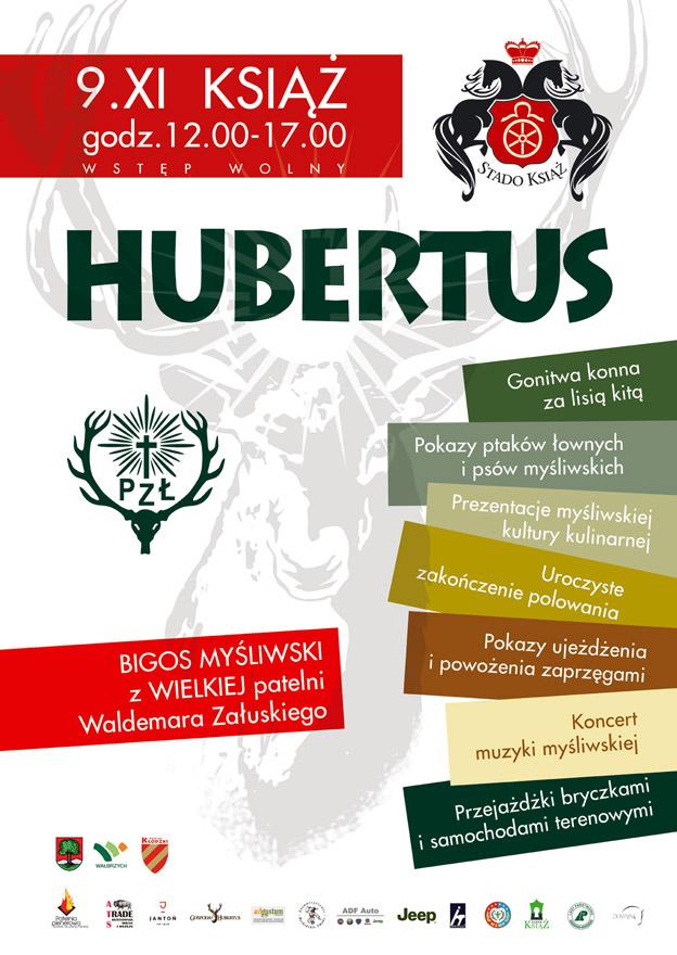 Hubertus 2013 w Książu